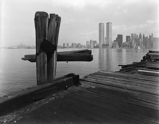 , 'Hudson River Pier, Jersey City,' 1979, Gallery 270