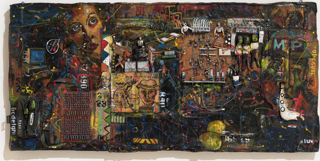 , 'Control Room,' 1999, Erdmann Contemporary