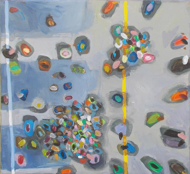 , 'The Lines That Bind,' 2016, Clyde Hogan Fine Art
