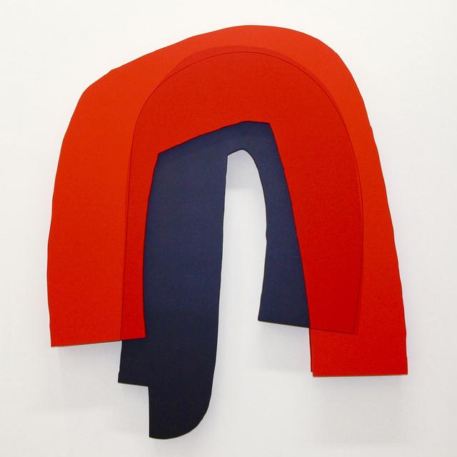 , 'Stroke Weight 90 #1,' 2017, Galerie Richard