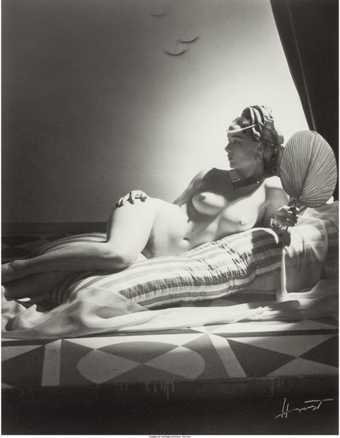 Horst P. Horst, 'Odalisque 1, New York', 1943, Heritage Auctions