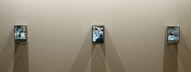 Marianne Csáky, 'Time Leap, Garden Series 1-3', 2007, Inda Gallery