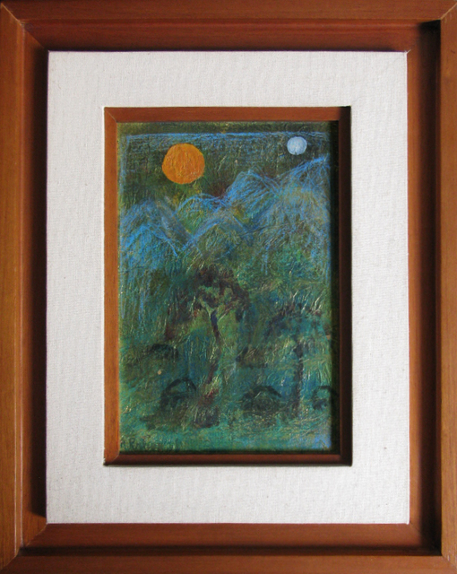 , 'Paisaje chino,' 1949, Galeria Oscar Roman