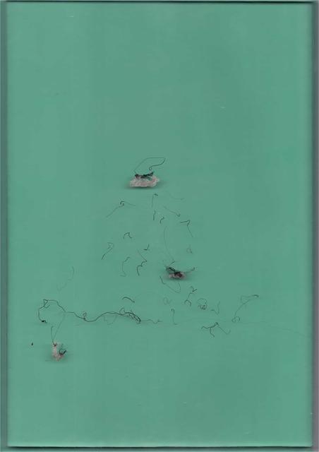 , 'Scan Project dari 'Tak Berakar Tak Berpucuk' # 10,' 2012-2016, Nadi Gallery