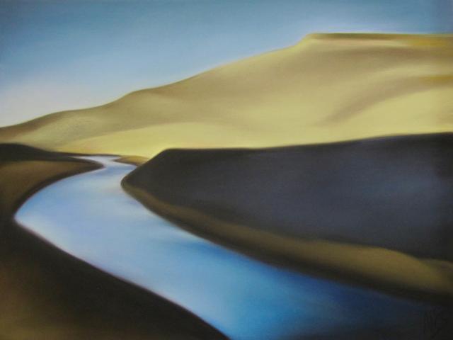 , 'Back Down the River Canton 19-14,' 2019, Ventana Fine Art