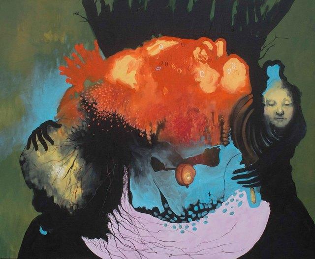 , 'El protector del manglar,' 2016, Lux Perpetua Art Centre