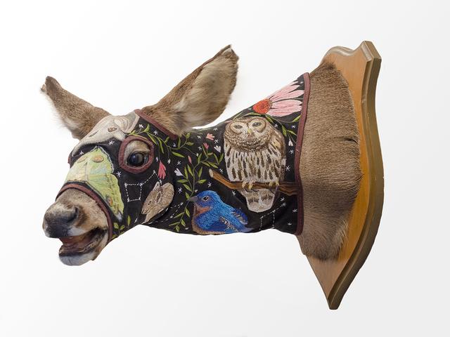 , 'Deer Head - Bonnie,' 2014, Antieau Gallery