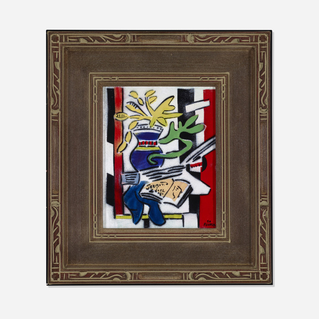 After Fernand Léger, 'Untitled', 1950, Wright
