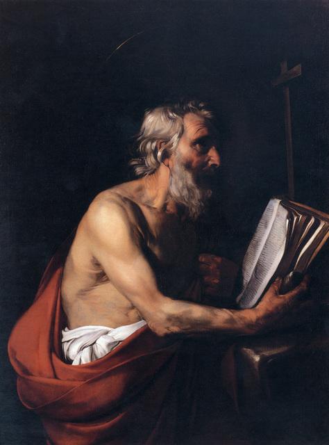 Bartolomeo Manfredi, 'Saint Jerome', Robilant + Voena
