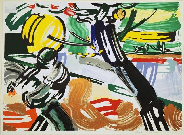 , 'The Sower ,' 1985, Lyndsey Ingram