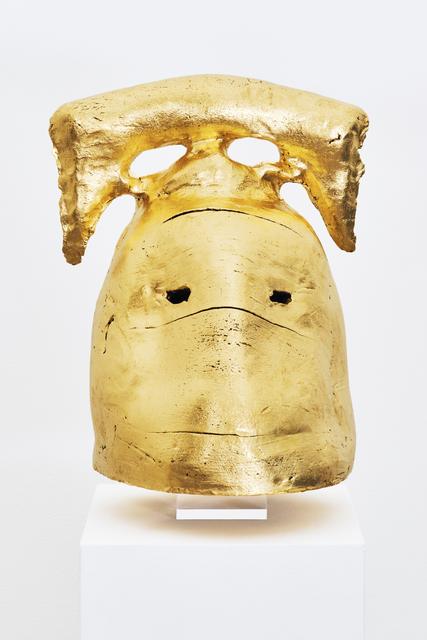 , 'Goldener T-Träger,' 2018, Galerie du Monde