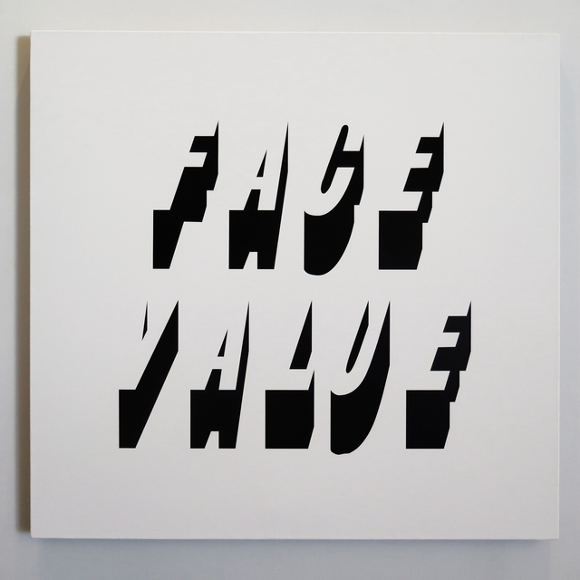, 'Face Value,' 2009, Resource Art