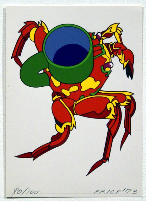 , 'Crabcup Miniature (From Eighteen Small Prints),' 1973, Bernard Jacobson Gallery