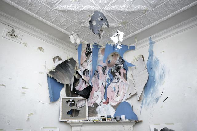 , 'Les Demoiselles d'Avignon,' 2007, Stevenson