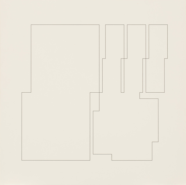Attila Kovács, 'koordination lp3-a1-1970-1973', 1985, VILTIN Gallery