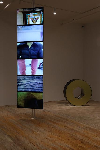 , 'Tablet Tumbler: Flat Roller,' 2015, Postmasters Gallery