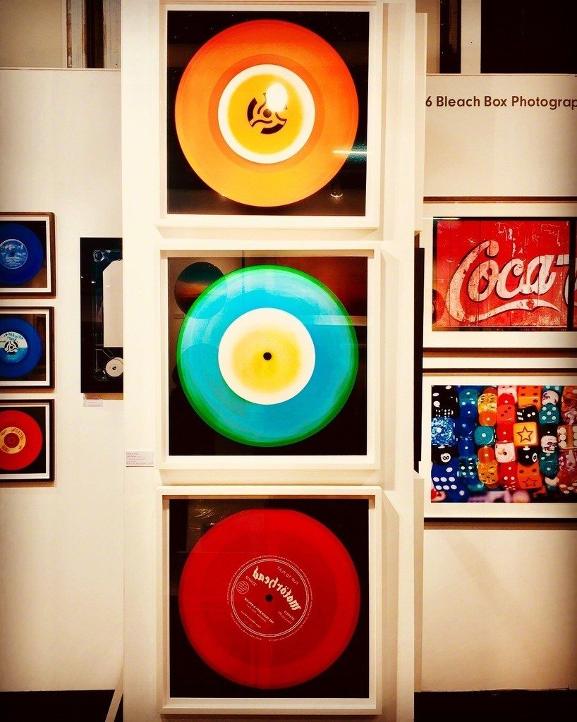 Bleach Box Photography Gallery at Affordable Art Fair Battersea 2017 (Centre Left)