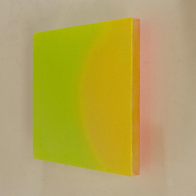 , 'Willard Street Series: pink, green under the yellow,' 2015, Spotte Art