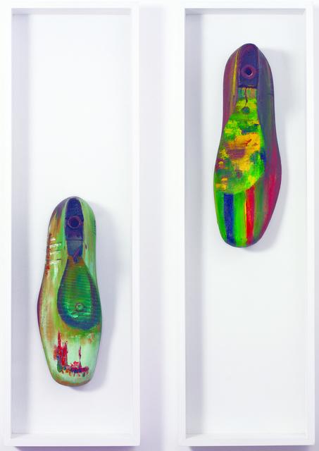 Graciela Danese, 'Los Pasos Pintados', 2018, ACCS Visual Arts