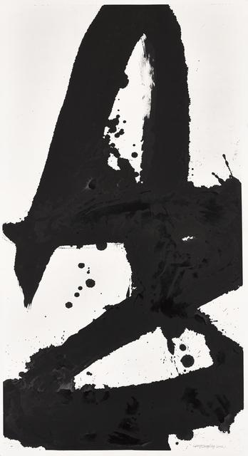 , 'I-Ching - Da Zhuang,' 2014, Michael Goedhuis