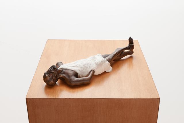 , 'New Realistic Figures (Sleeping): Plato,' 2015, Bortolami