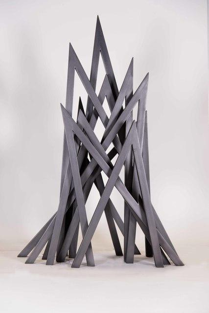 , 'Venet 11 Acute Unequal Angles,' 2016, Michael Fuchs Galerie