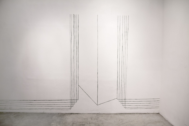 , 'Invisible layered walls #23,' 2016, Celaya Brothers Gallery