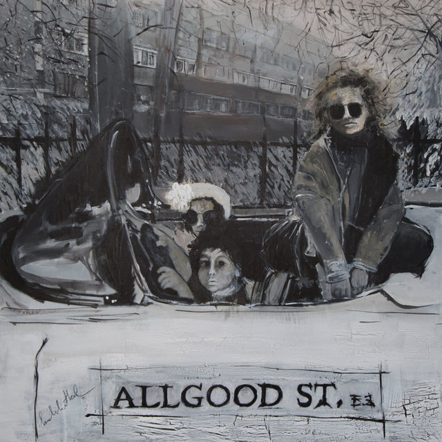 , 'ALLGOOD ST.,' 2018, Lilienthal Gallery