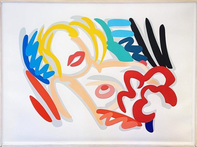 Tom Wesselmann, 'Big Blonde', 1986/1988, Hamilton-Selway Fine Art