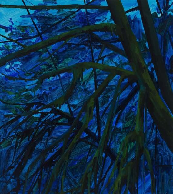 , 'Trees and Night,' 2016, Kavi Gupta