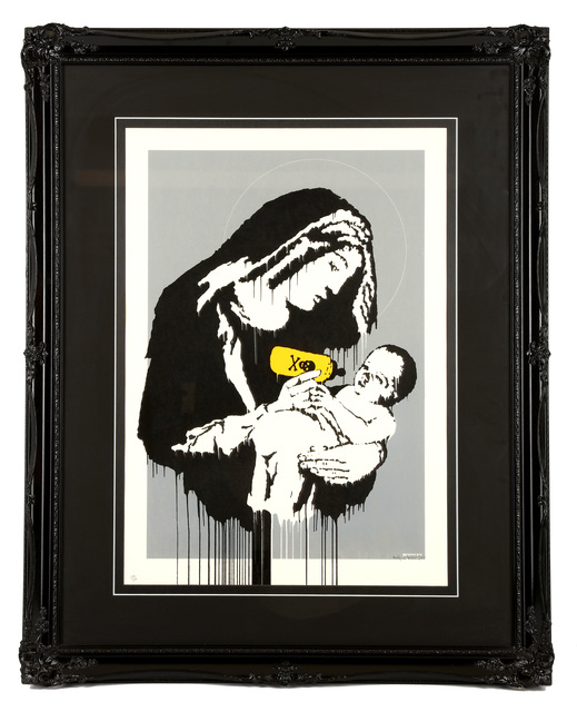 Banksy, 'Toxic Mary', 2004, Chiswick Auctions