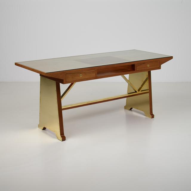 ", 'Desk  ""Casa Caliceti"" Bologna,' 1949, Paradisoterrestre"