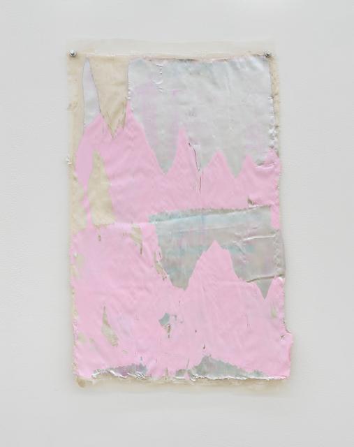 , 'Braindead,' 2015, Parafin
