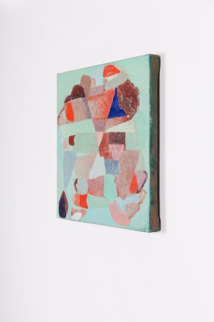 Clare Grill, 'Kettle', 2014, Painting, Oil on linen, Diane Rosenstein