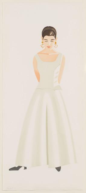 Alex Katz, 'Wedding Dress', 1993, Betsy Senior Fine Art