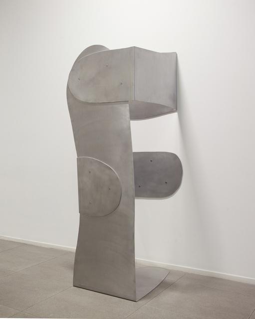 , 'Lo visible II,' 2009-2010, Maior