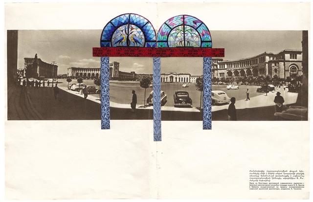 , 'Space, 'A Little Bit too Much, A Little Bit too Late' series,' 2011, Kalfayan Galleries