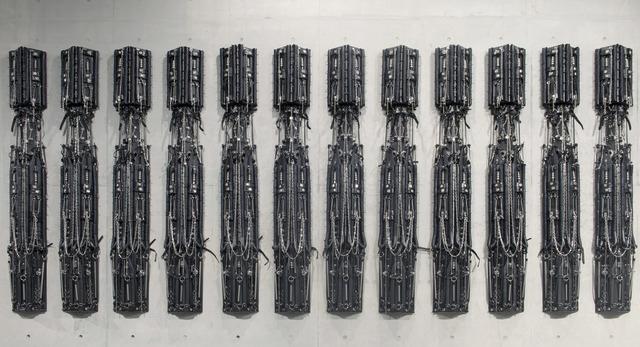 , '《集团-(禁欲)》Corporate-(Abstinence),' 2014, Long March Space