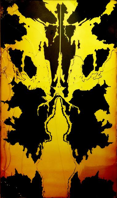 , 'Rorschach Test 1492 - Present,' 2018, Ethan Cohen New York