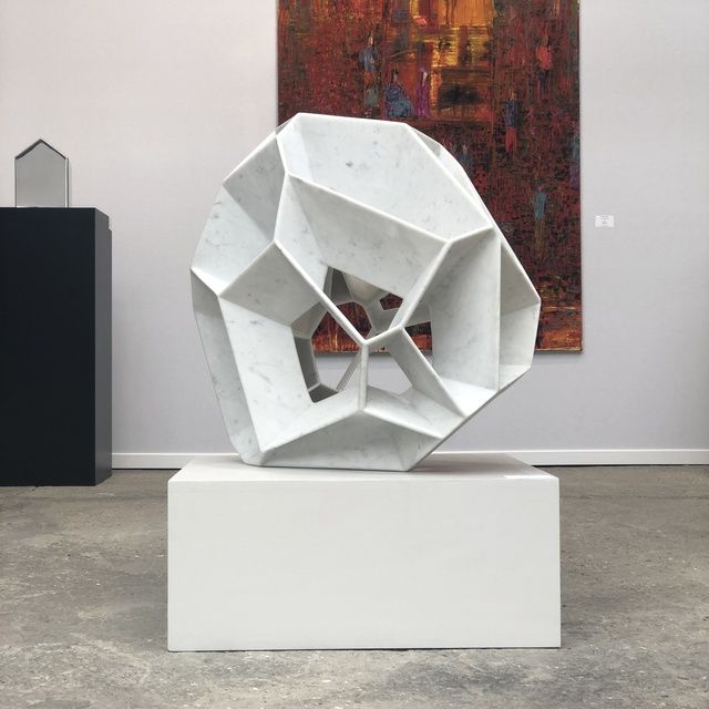 , 'Crater Marble 80,' 2012, Podgorny Robinson Gallery