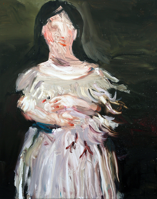 , 'Fillette à la colombe 2,' 2016, A2Z Art Gallery