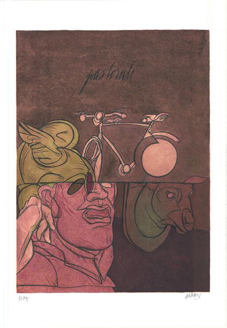 Valerio Adami, 'Pastorale', 1982, Sylvan Cole Gallery