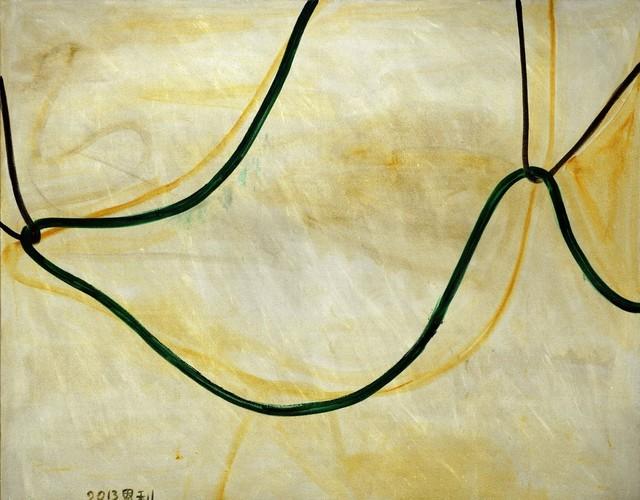 , 'Elasticity 5,' 2013, ShanghART