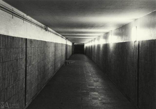 Marc Atkins, ' Berlin Tunnel', 1999, The Grey Gallery