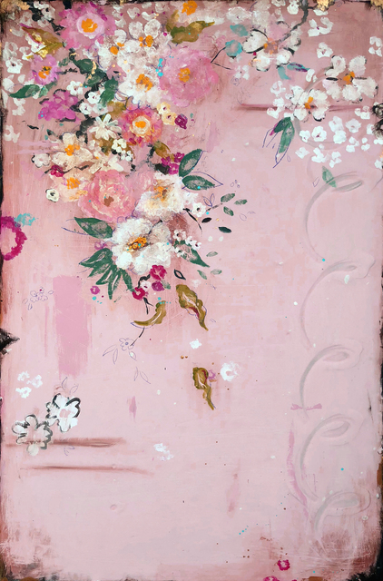 , 'Summer's Pink Perfume,' 2018, 530 Burns Gallery
