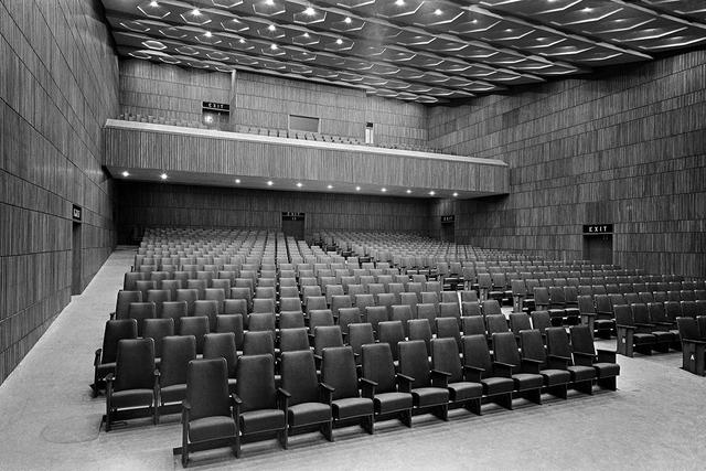 Madan Mahatta, 'Shah Auditorium, Mahatma Gandhi Sanskritik Kendra, Old Delhi (Architect: Kothari & Associates)', Photoink