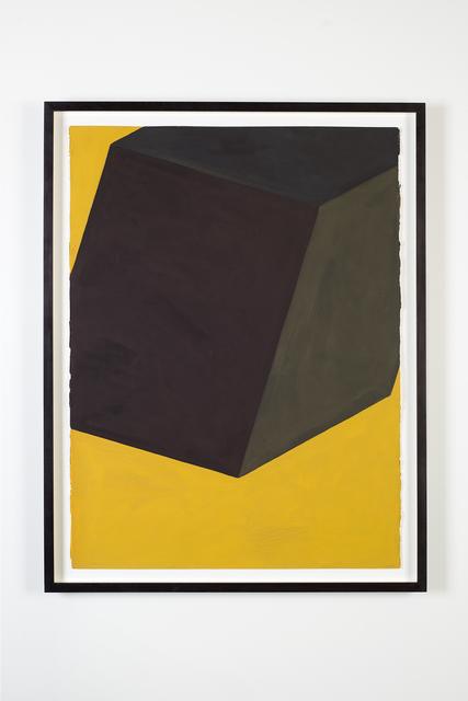 , 'Cube,' 1987, Marian Goodman Gallery