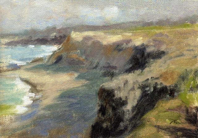 , 'Beach, Long Island,' 2010, Clyde Hogan Fine Art