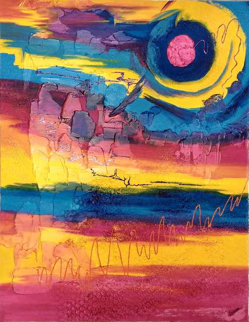 , 'Cores II,' , Inn Gallery