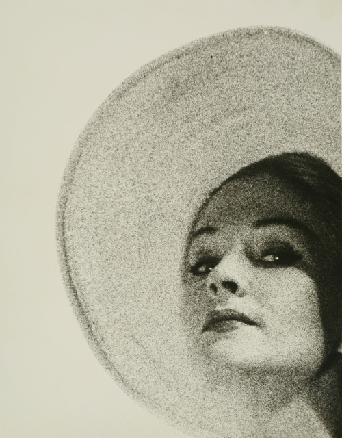 ", '""Hat"" fashion for Vogue,' ca. 1944, Modernism Inc."